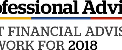Professional Adviser - Best Financial Advisers to Work for 2018 2
